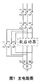 软启动器主电路图.png