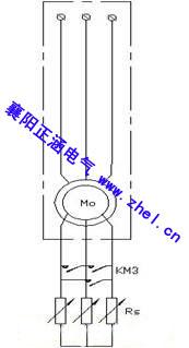 水电阻启动柜一次接线图.png