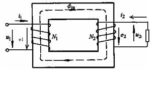 变压器示意图1