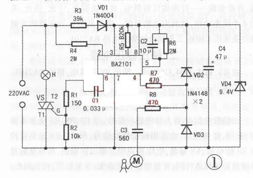 可控硅触发电路