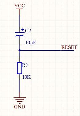 电容充放电原理图