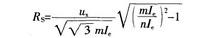 水电阻值计算公式